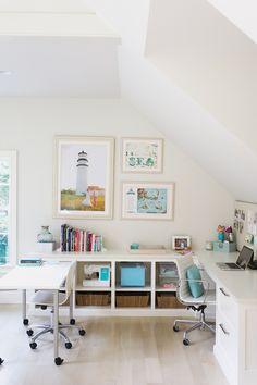 (A través de Shop Talk: La Petite Oficina Peach | theglitterguide.com)