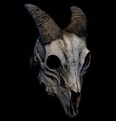 Magda's mask