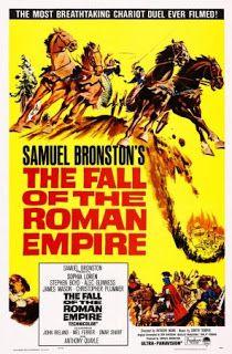 Lev Stepanovich: MANN, Anthony. La caída del imperio romano (1964)