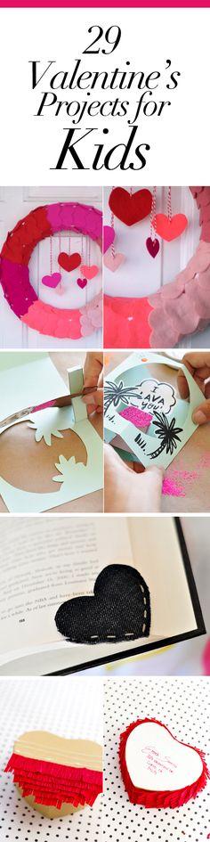 Easy DIY Valentine's Day Ideas   DailyCandy