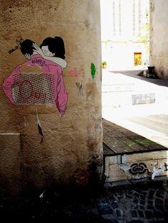 street-art-madin-montpellier wall art bansky graffiti grafic paint street art