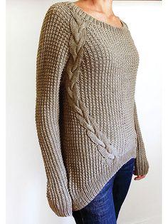 Dagmar Pullover Knit Pattern
