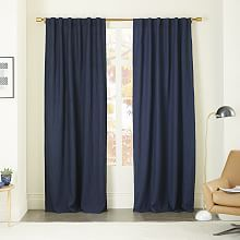 Linen Curtains & Linen Drapes | west elm
