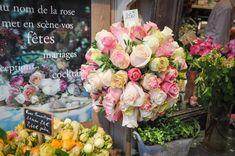 parisian flower shop   Paris flower shop   Paris & France