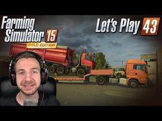 [4K*/60FPS] Farming Simulator 15 ► Let's Play Česky ► #43 ► Jak to vyložit? ► synecek11 - YouTube