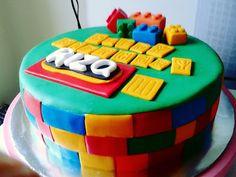 18 Pm Labels Choc Moist Cake Deco Fondant Figurines Lego cakepins.com