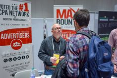 #ASW16 Meet Market at Affiliate Summit West 2016, which took place January 10-12, 2016 at Paris Las Vegas in Las Vegas, NV.
