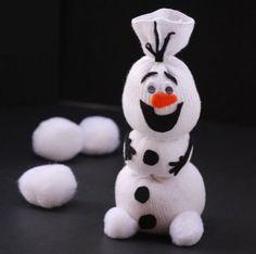 Nog meer Frozen knutselen en spelletjes