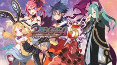 New Disgaea, Refrain, and Yomawari Games in the Works at Nippon Ichi