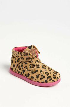 Toms 'Botas Tiny - Leopard' Boot (Baby, Walker & Toddler) on shopstyle.com
