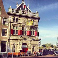 De Waag Haarlem #haarlem #waag #spaarne