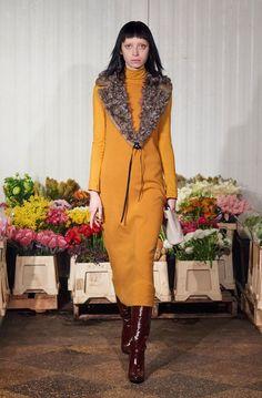 Модные платья осень-зима Simon Miller