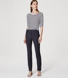 Image of Essential Ankle Pants in Marisa Fit