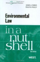 Environmental law in a nutshell by Daniel A.…