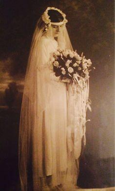 1922 bride.