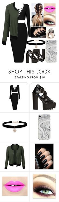"""""""No matter the number of times you fail you must be determined to succeed. You must not lose hope. Don't stop in your storm. Don't give up so easily"""" by moon-and-back-babe123 ❤ liked on Polyvore featuring Jeffrey Campbell, Betsey Johnson, Recover, LE3NO, Fiebiger and country"""