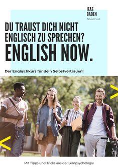Unser neuer Englischkurs für alle, die sich nicht trauen zu sprechen. Booste dein Selbstvertrauen in Einzelstunden mit einem Lehrer, dem es mal ebenso ging!