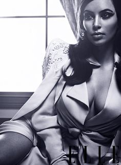Kim K's glam makeover courtesy of Nicola Formichetti