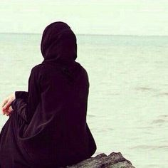 """One of my favourite Ayats: """"Verily, in the Remembrance of Allah do hearts find rest. Hijab Niqab, Muslim Hijab, Hijab Chic, Mode Hijab, Hijab Outfit, Niqab Fashion, Muslim Fashion, Fashion Muslimah, Beautiful Muslim Women"""