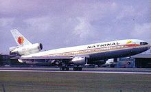 National Airlines (NA) - Wikipedia, the free encyclopedia...merged with Pan Am
