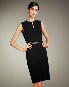 Akris dress worn by Princess Charlene