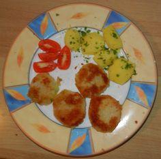 Kohlrabischnitzel Kraut, Eggs, Breakfast, Food, Vegetarian Main Dishes, Browning, Easy Meals, Recipies, Egg