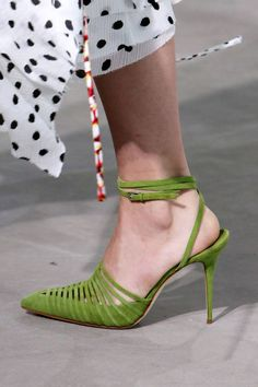 online store 775ee f3998 Vogue s Ultimate Shoe Guide Spring Summer 2018