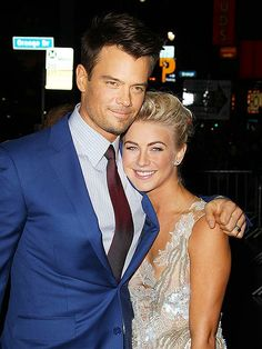 obsessed with them- Josh Duhamel & Julianne Hough