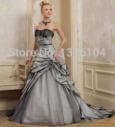 26 Best Colorful Wedding Dresses images  99ba50ff33ae