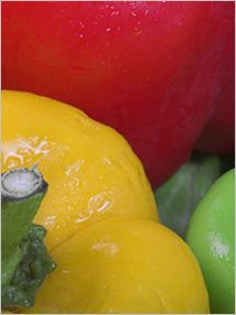 Selecting & Storing Bell Peppers