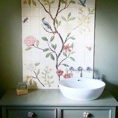Bathroom ♡ www.lifeatthelittlewood.co.uk