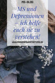 Die Diagnose Multiple Sklerose bedeutet auch eine extrem große psychische Belastung des Betroffenen und auch während dieser chronischen Erkrankung kann es immer wieder zu einer Depression oder depressiven Episoden kommen. Mehr im Artikel! #depressionen #multiplesklerose