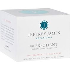 Jeffrey James Botanicals The Exfoliant 20 Ounce * Click image for more details.