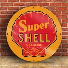 Tin Signs, Metal Signs, Rubber Grommets, Sign Materials, Garage Art, Gas Station, Wood Carving, Wall Art Decor, Signage