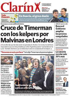Duro cruce de Timerman con los kelpers desde Londres. Más información: http://www.clarin.com/politica/Duro-cruce-Timerman-kelpers-Londres_0_860913948.html