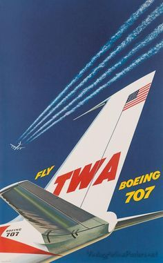 The World's Largest Collection of Vintage Airline Posters