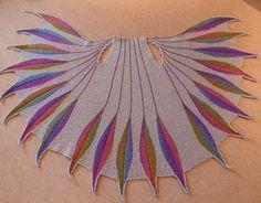 Dreambird Shawl with Brigitte Elliott - Sun., May 11 11:00 pm to 6:00 pm - Brigitte Elliott - 2014 Famous Knitter Series - Classes