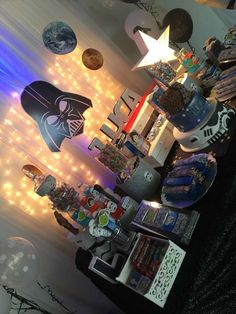 Star Wars Birthday Party Ideas | Photo 1 of 14