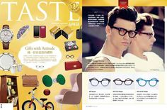 Have you chosen that special gift for this holiday season!Taste magazine's December Issue featuring True Vintage Revival eyewear! Not a bad idea for a gift to your loved ones or to yourself! Good Times! #tvropt #truevintagerevival #eyewear