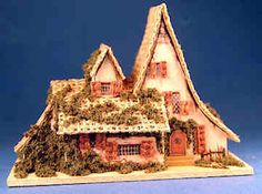 Witch's house - 1/144 scale - $58.00 : S P MINIATURES hand crafted dollhouse miniatures, S P MINIATURES shop online for dollhouse  miniatures