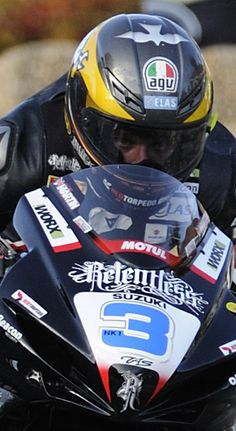 Guy Martin, one of the greatest to ever ride!