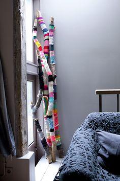iiiinspired: DIY IDEA, DECOR _ inspired by the home of aurélie mathigot
