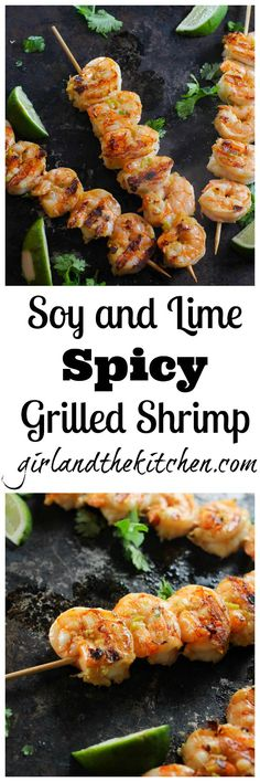An easy and versatile marinade that comes together in minutes and packs a huge punch of umami flavor! Use it as a marinade on shrimp, fish or even as a dipping oil for lobster and shrimp. Pork Rib Recipes, Grilling Recipes, Fish Recipes, Seafood Recipes, Dinner Recipes, Cooking Recipes, Healthy Recipes, Spicy Grilled Shrimp, Grilled Meat