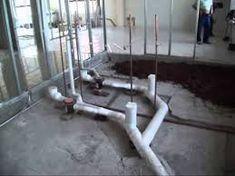 Resultado de imagen para instalaciones sanitarias baño Fajardo, Pipe Furniture, Plumbing, Ladder, Toilet, Construction, Shower, House, Google