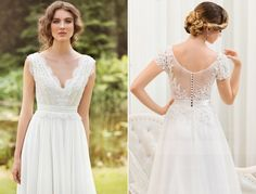 Vestido de noiva simples                                                                                                                                                                                 Mais