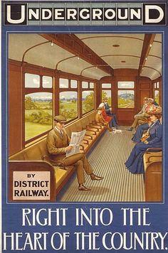London South Western Railway Staines A3 Poster Reprint