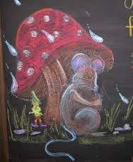 waldorf chalkboard drawings - Google Search