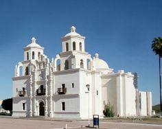 Templo historico de Caborca Son. Mx.