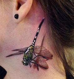 tattoo vorschläge für tattoo Wasserjungfer