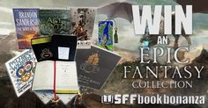 Epic Fantasy Collection Giveaway